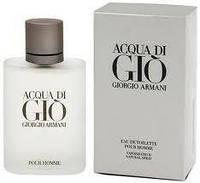 Чоловічий парфум Giorgio Armani Acqua Di Gio Men (Джорджіо Армані Аква Ді Джіо Мен) репліка, фото 1