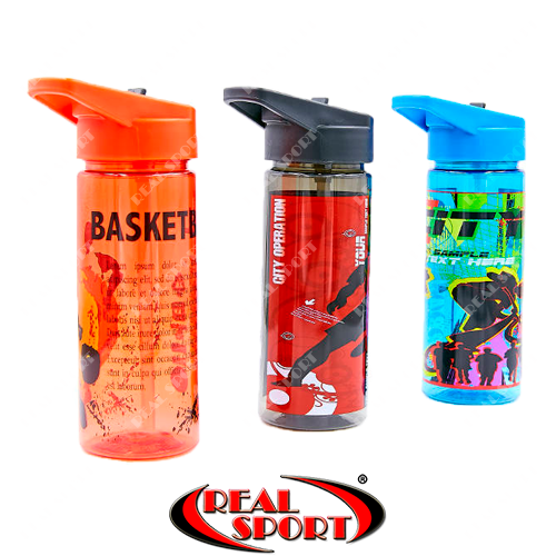 Бутылка для воды спортивная SP-Planeta 500 мл 6635