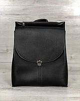 Рюкзак сумка молодежный Эшби черный