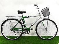 Городской велосипед Салют Men 28 Зеленый