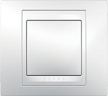 Рамки Unica Plus - Білий