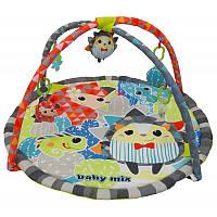 Игровой коврик Baby Mix TK/3451CL-EU00 Ежики