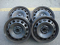 Диски б/у Audi R16 5x112 Et 50 6J Dia 57.1 металлические