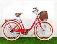 """Городской велосипед Dorozhnik Lux 26"""""""
