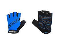Перчатки OnRide - Hold 20 Чёрный/Синий L