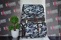 """Стильный рюкзак """"Хаки""""."""