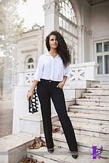 Женские брюки классика батал , фото 2