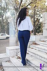 Женские брюки классика батал , фото 3
