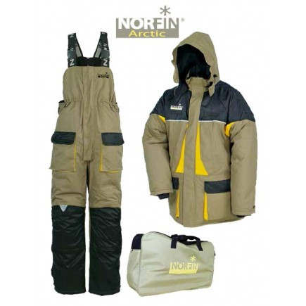 Костюм зимний для охоты, рыбалки NORFIN ARCTIC