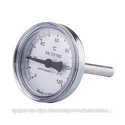 Термометр Icma 0-120°С для антиконденсационного клапана №134