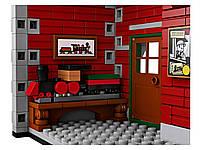 Lego Disney Поезд и вокзал Лего Дисней 71044, фото 9
