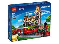 Lego Disney Поезд и вокзал Лего Дисней 71044, фото 2