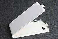 Чехол флип для Lenovo Vibe Z2 PRO K920 (6 дюймов) белый, фото 1