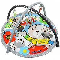 Игровой коврик Baby Mix TK/Q3467РР Песик и бабочка