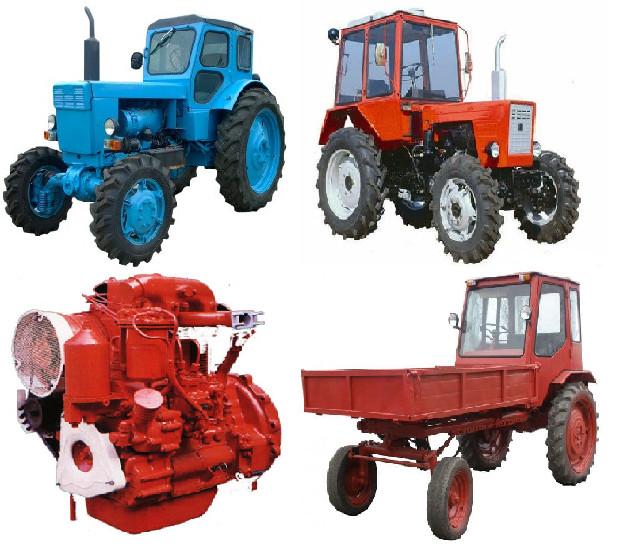 Запчасти к тракторам Т-40, Т-16, Т-25 (двигатели Д-21, Д-144)