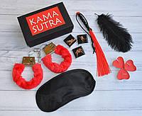 """Эротический набор с наручниками  """"Камасутра"""", фото 1"""