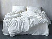 Семейный Комплект постельного белья IMAN из Бязи,  2 пододеяльника Постільна білизна