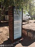 Холодильник стеклянный Klimasan новый. холодильник стеклянный б/у., фото 4