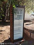 Холодильник стеклянный Klimasan новый. холодильник стеклянный б/у., фото 3