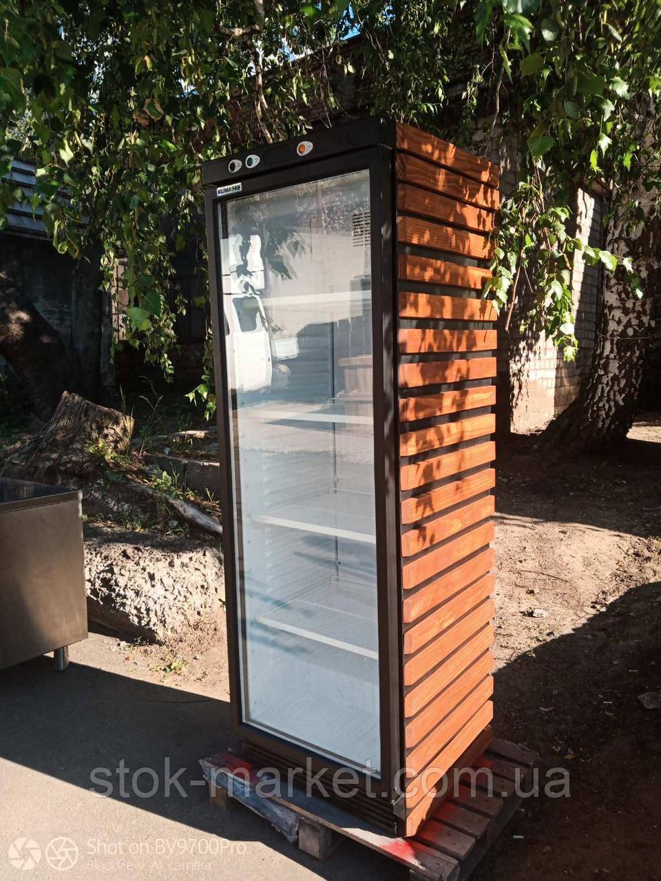 Холодильник стеклянный Klimasan новый. холодильник стеклянный б/у.