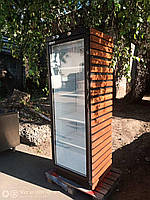 Холодильник стеклянный Klimasan новый. холодильник стеклянный б/у., фото 1
