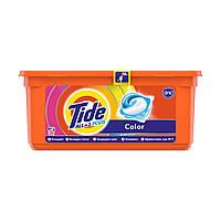 """Капсулы для стирки цветного белья """"Tide 3in1 pods color"""" 30 шт."""