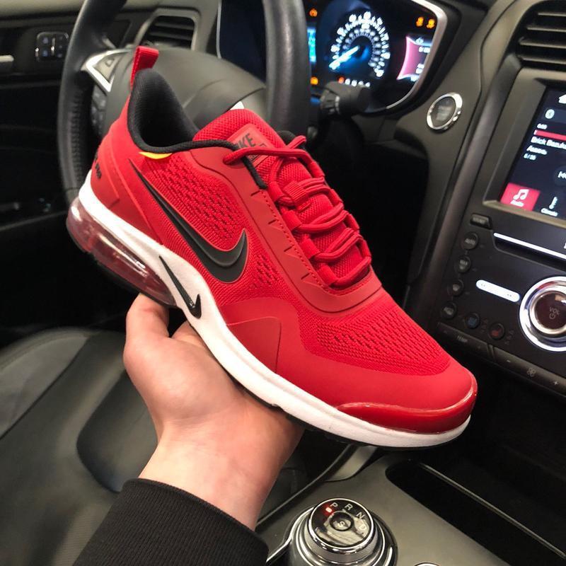 """Кроссовки Nike Air Presto R9 """"Красные"""""""