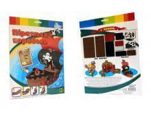 Набір для творчості `Пиратський корабель`№0326, Little Artist (859326)