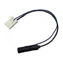 Антенный адаптер 150-132 ответная часть к штатному ант. входуToyota/Subary/Lexus - гнездо Din