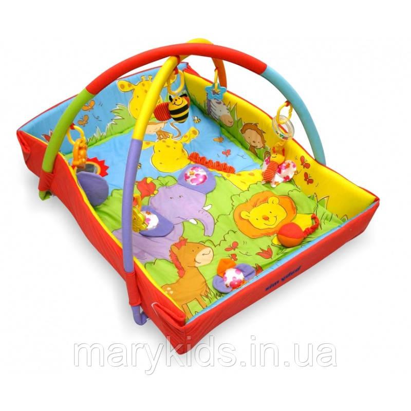 Ігровий килимок Baby Mix TK/3261C Зоо