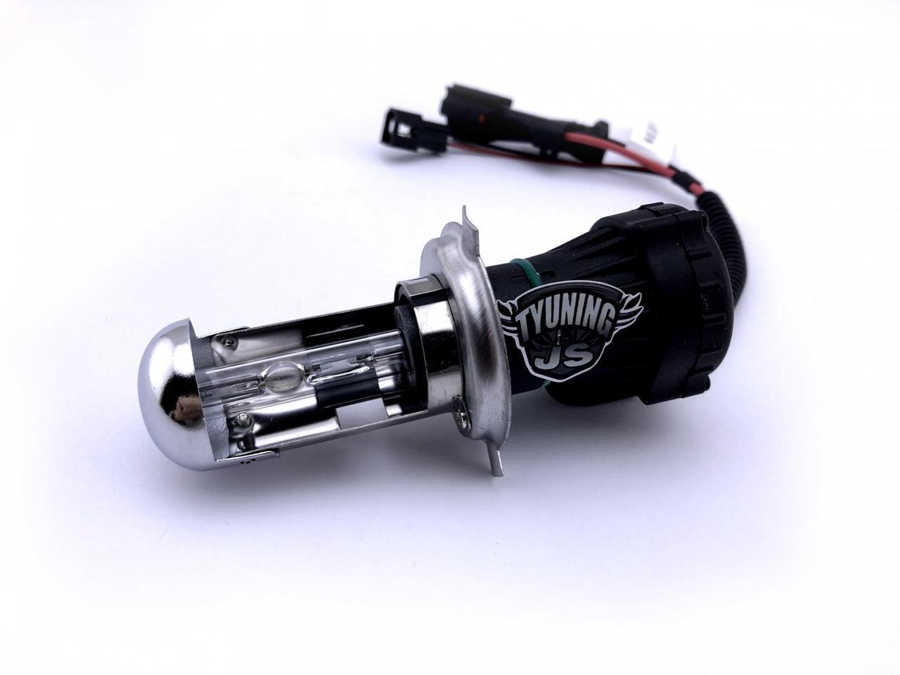 Лампа биксенон GS H4 6000К (2шт)