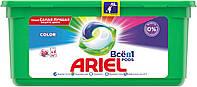 """Капсулы для стирки цветного белья """"Ariel 3in1 pods color"""" 30 шт."""