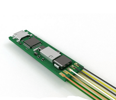 Реле TEC Implant CAN 1A (2x3)