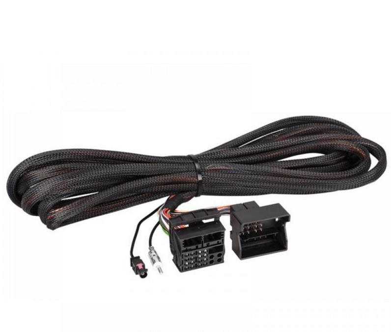 Перехідник-подовжувач Авто-ISO ACV 1024-25-6500 BMW Quadlock - iso 6.5 m (P24503)