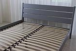 """Двоспальне ліжко """"Глорія"""", фото 2"""