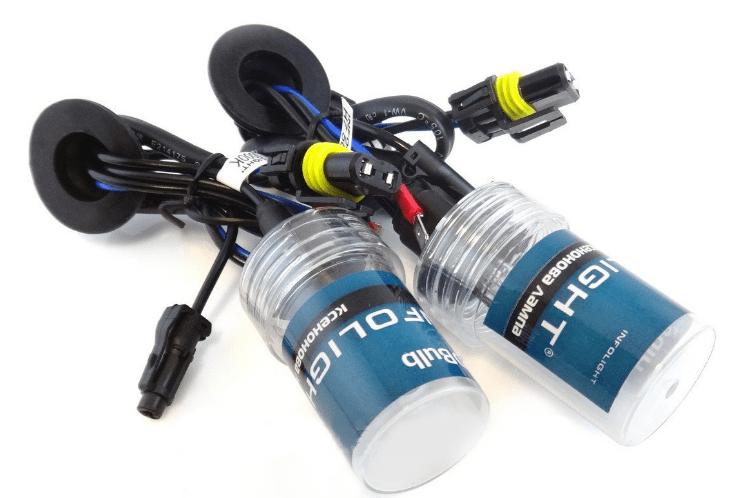 Ксеноновая лампа Infolight H8-9-11 4300K (2шт)