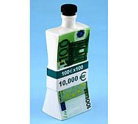 Графин штоф Пачка 100 евро, фото 1