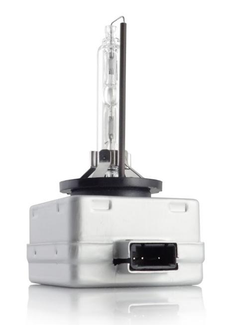 Ксеноновая лампа Infolight D1S (+50%) 5000K (2шт)