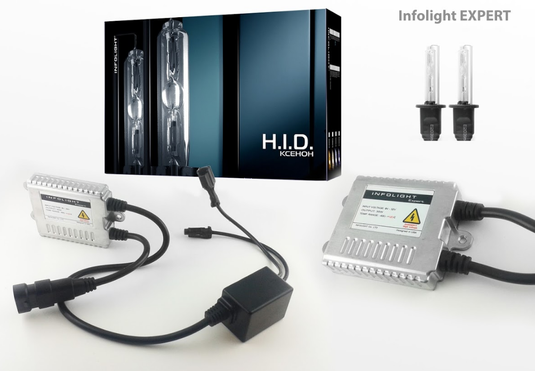 Комплект ксенонового света Infolight Expert H8-9-11 4300K