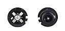 Ксеноновая лампа Infolight Xenon D2R 6000K +50% (P450166), фото 2