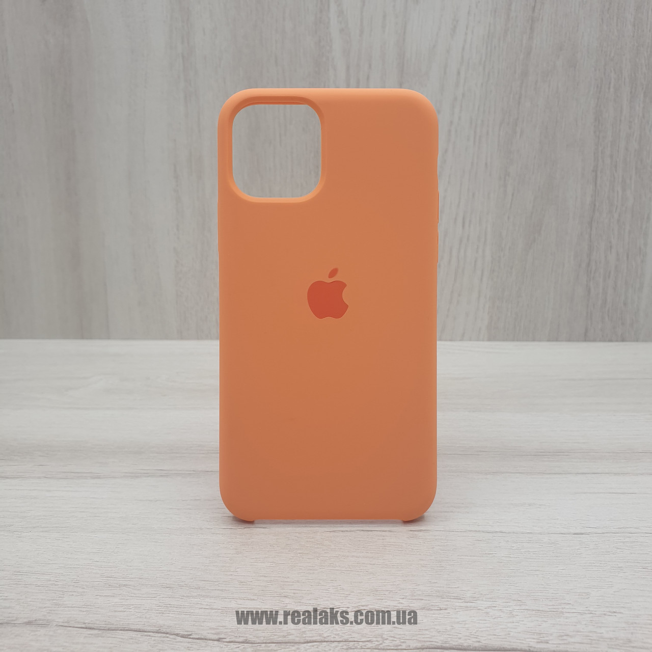 Чехол Silicone Case для Apple iPhone 11 PRO orange