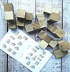 Куб сома | Головоломка из дерева | BR Games, фото 4