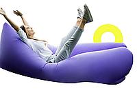 Ламзак Надувной диван Lamzak (ламзак) диван-шезлонг, надувной матрас, аэродиван, фото 1