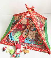 Игровой коврик Baby Mix TK/Q3312 CT-3773 Сказка