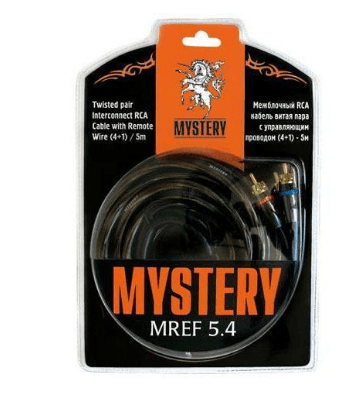 Кабель межблочный Mystery MREF 5.4(5m)