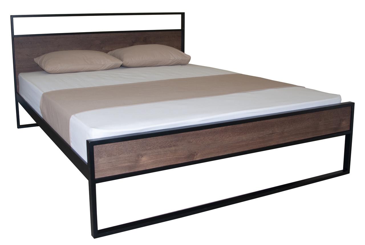 Кровать Астра Вуд Двуспальная ТМ Melbi
