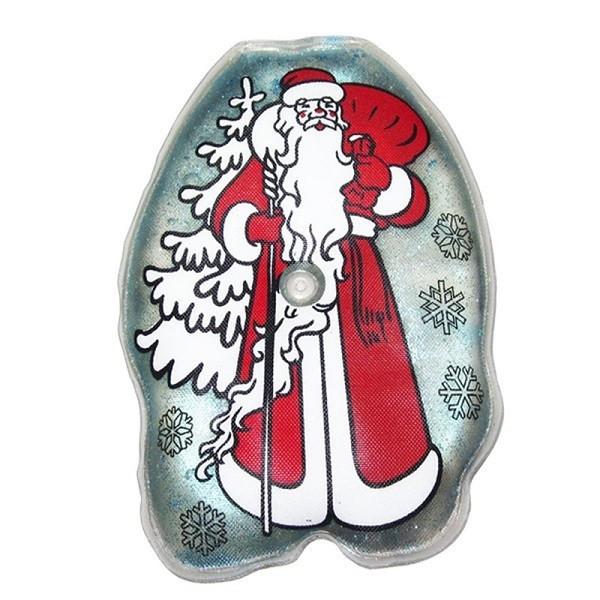 """Солевая грелка """"Дед Мороз"""" Дельтатерм многоразового использования"""