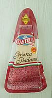 Сыр твердый Grana Padano Castelli 200г (Италия)