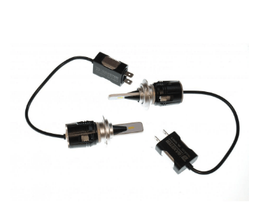Лампы светодиодные Baxster PXL H7 6000K 4300Lm (P25079)