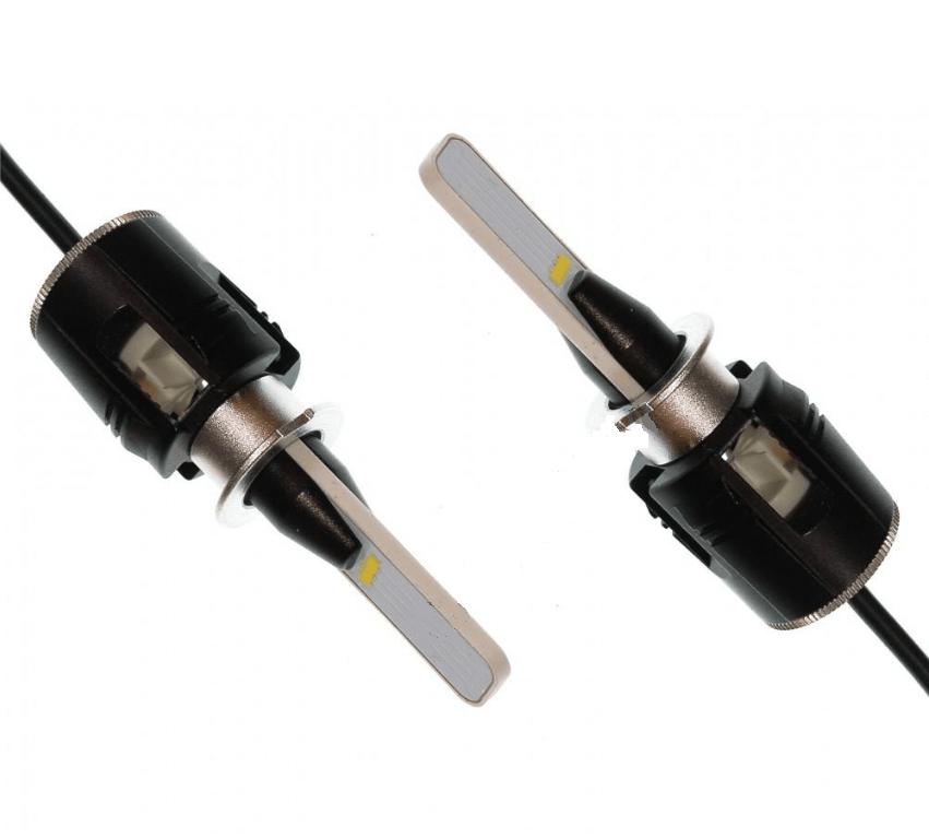 Лампи світлодіодні Baxster PXL H3 6000K 4300Lm